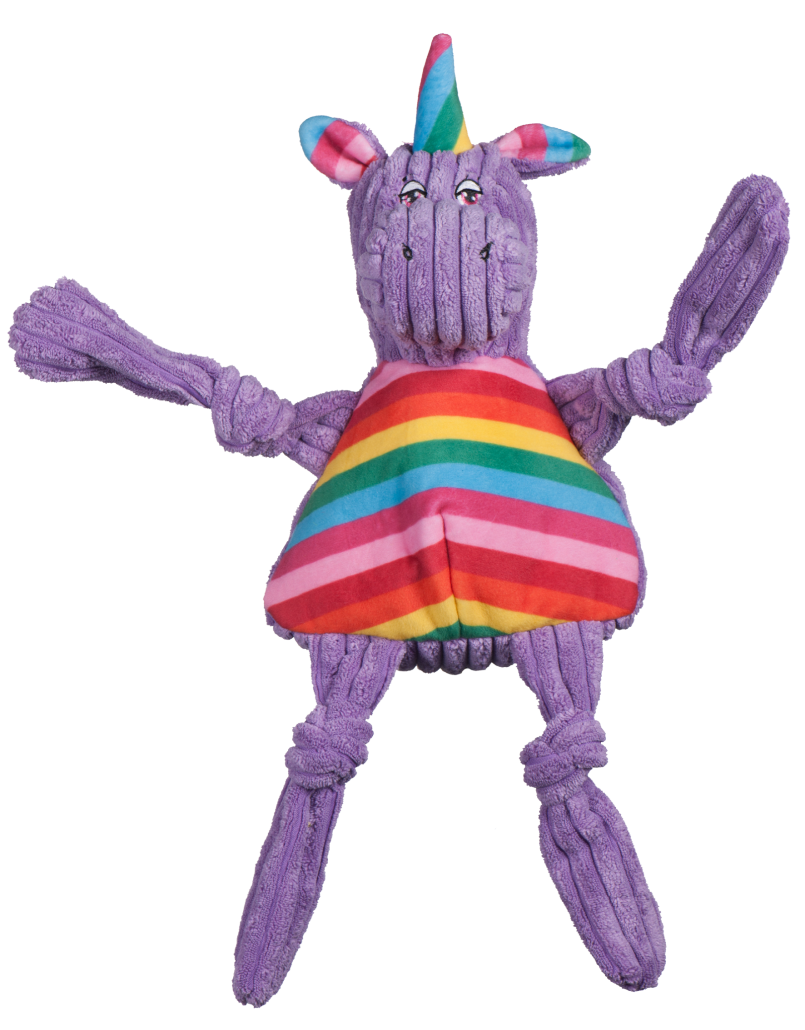 Hugglehounds Rainbow Unicorn:, L