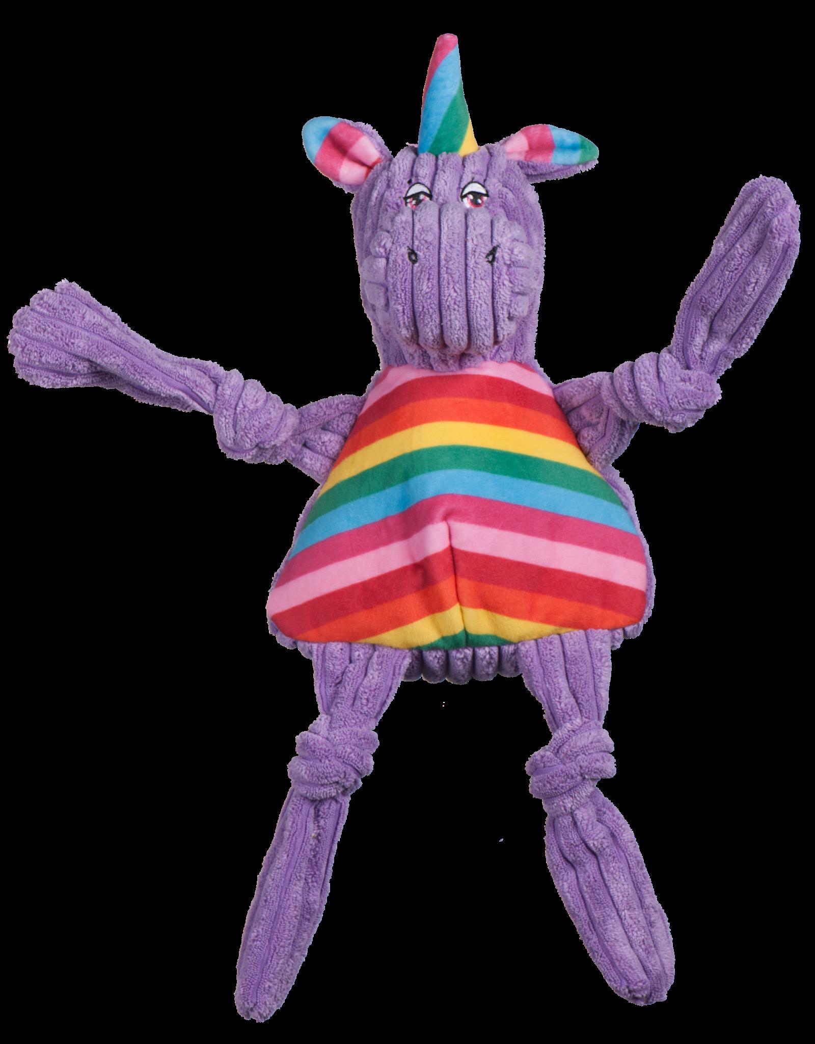 Hugglehounds Rainbow Unicorn:, S