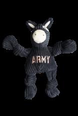 Hugglehounds US Army Knottie: Mule, Mini