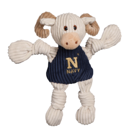 Hugglehounds US Navy Knottie: Bill the Goat, Large