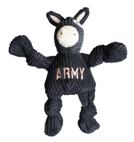 Hugglehounds US Army Knottie: Mule, Large