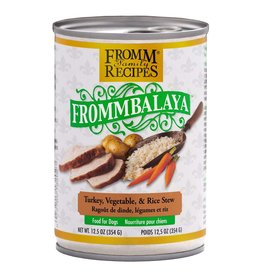 Fromm Fromm Turkey Frommbalaya Stew: Can, 12.5oz
