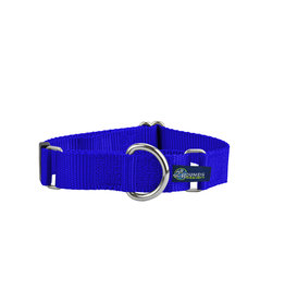 "2 Hounds Design Double loop Martingale: Royal Blue, 1"" L"