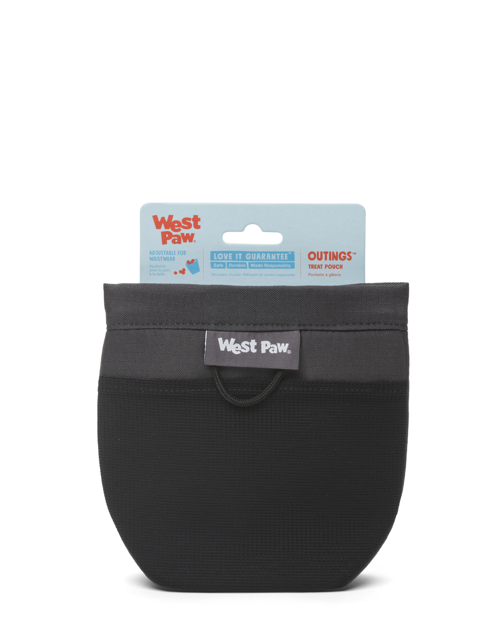 West Paw West Paw Outings: Treat Pouch, Grey