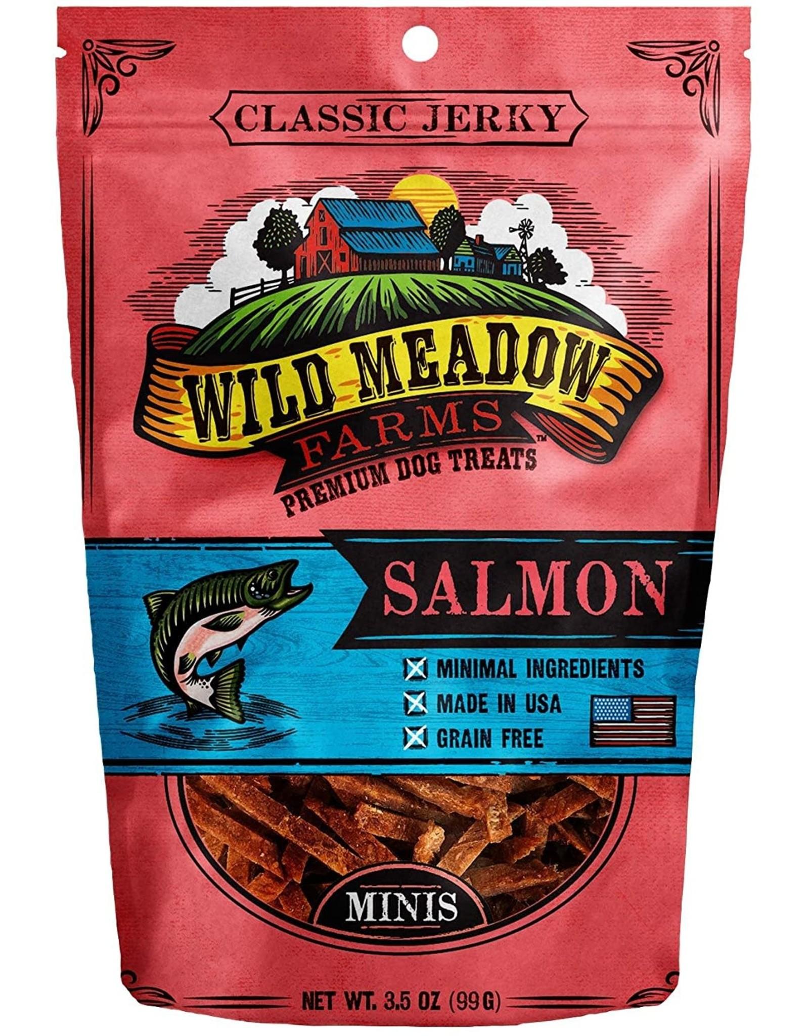 Wild Meadow Farms Wild Meadow Farms Classic Minis: Salmon, 3.5 oz