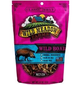 Wild Meadow Farms Wild Meadow Farms Classic Minis: Wild Boar, 3.5 oz