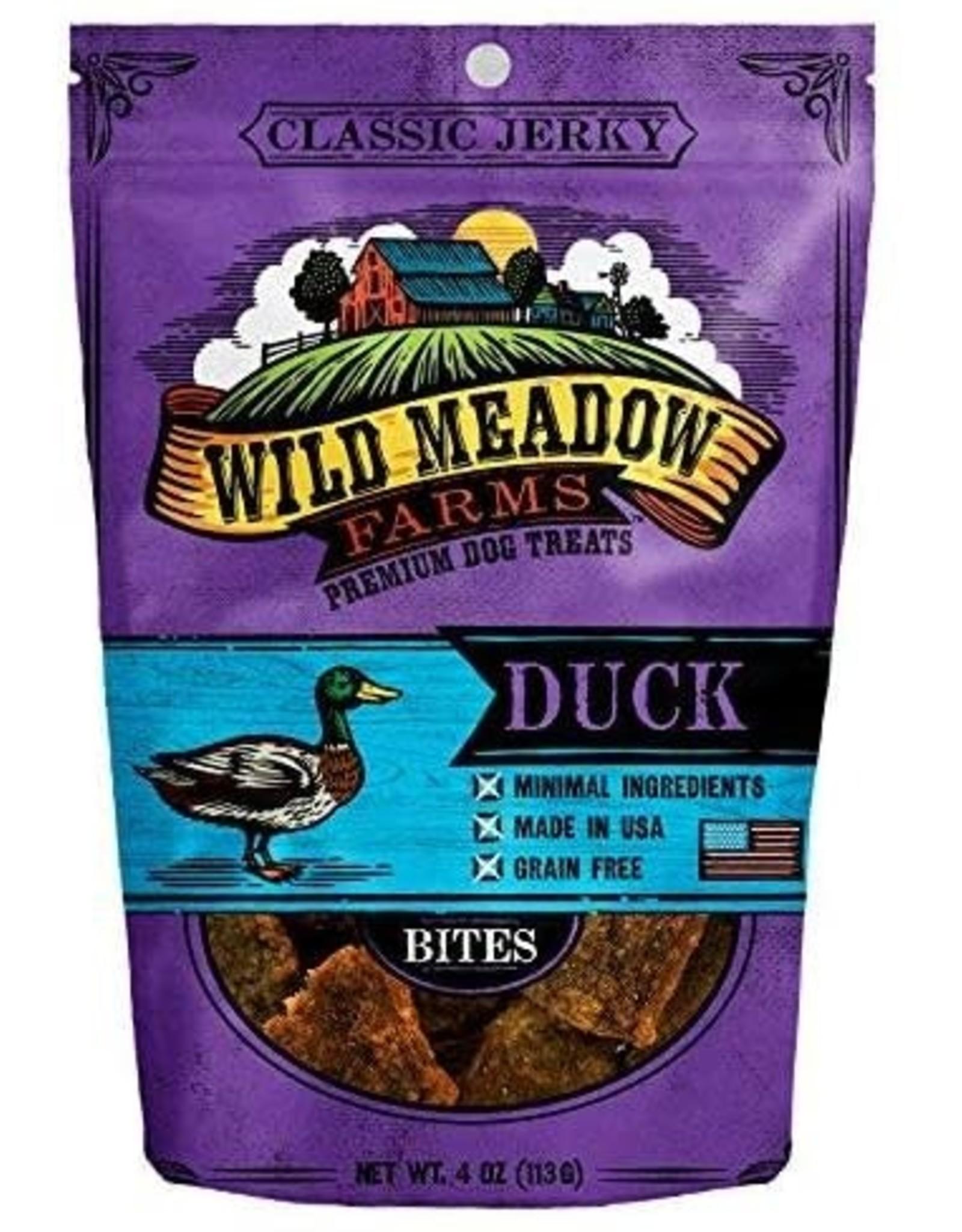 Wild Meadow Farms Wild Meadow Farms Classic Bites: Duck, 4 oz