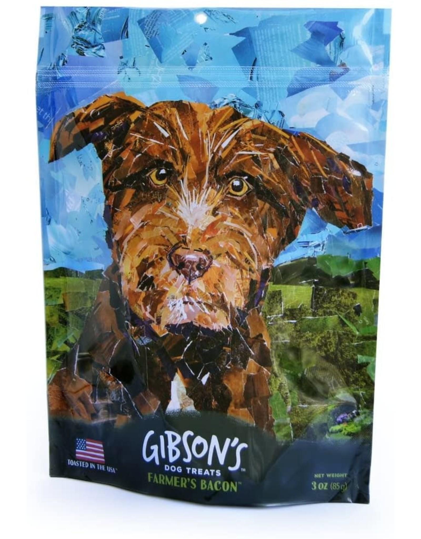 Wild Meadow Farms Gibsons Toasted: Farmers Bacon, 3oz