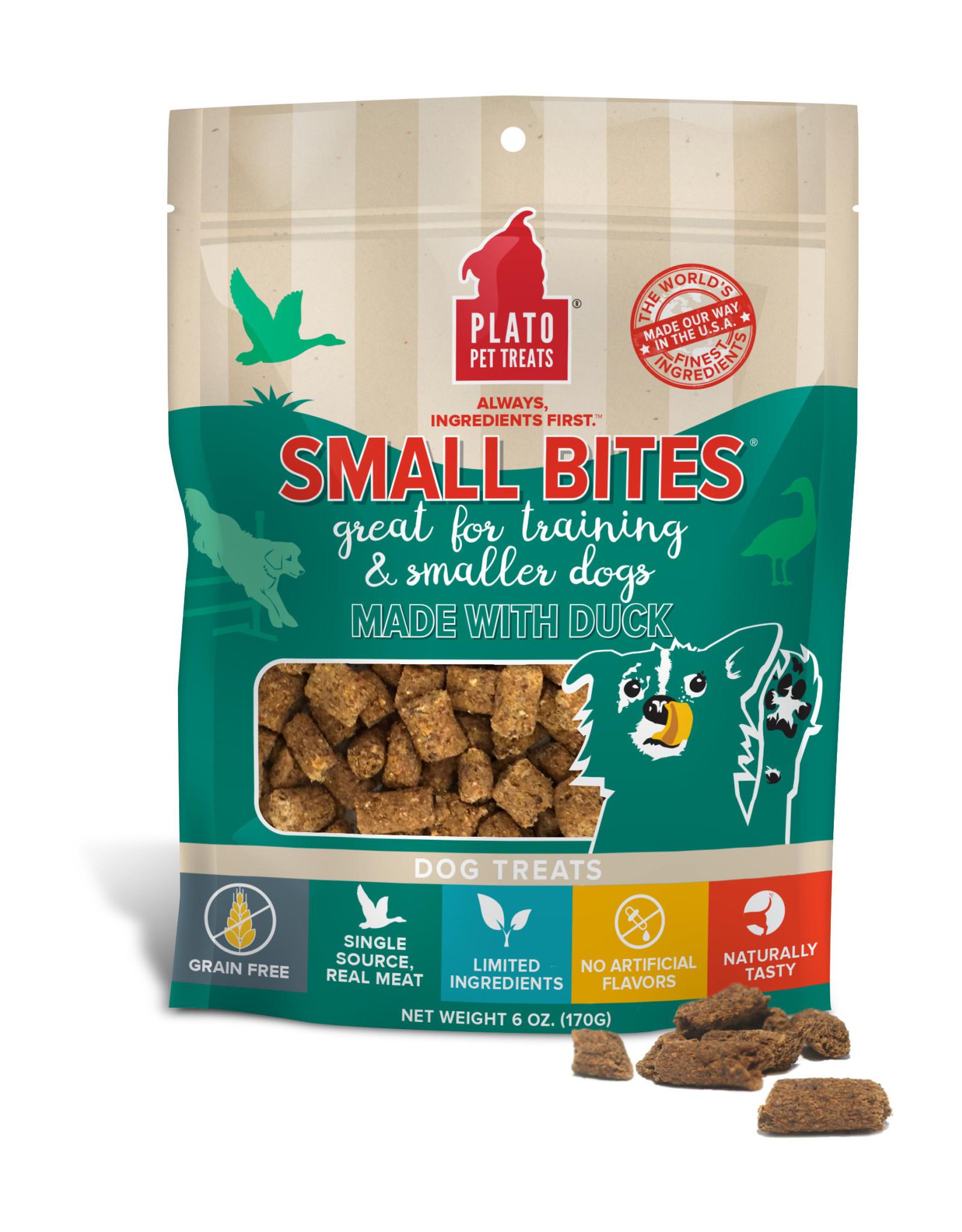 Plato Plato Small Bites: Duck, 6 oz