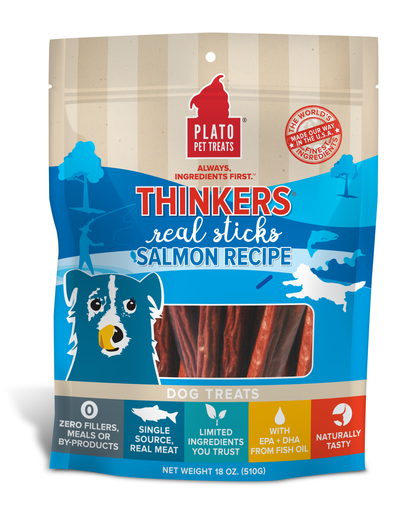 Plato Plato Thinkers: Salmon