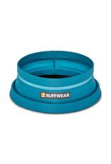 Ruffwear Bivy Bowl: Blue Spring, M