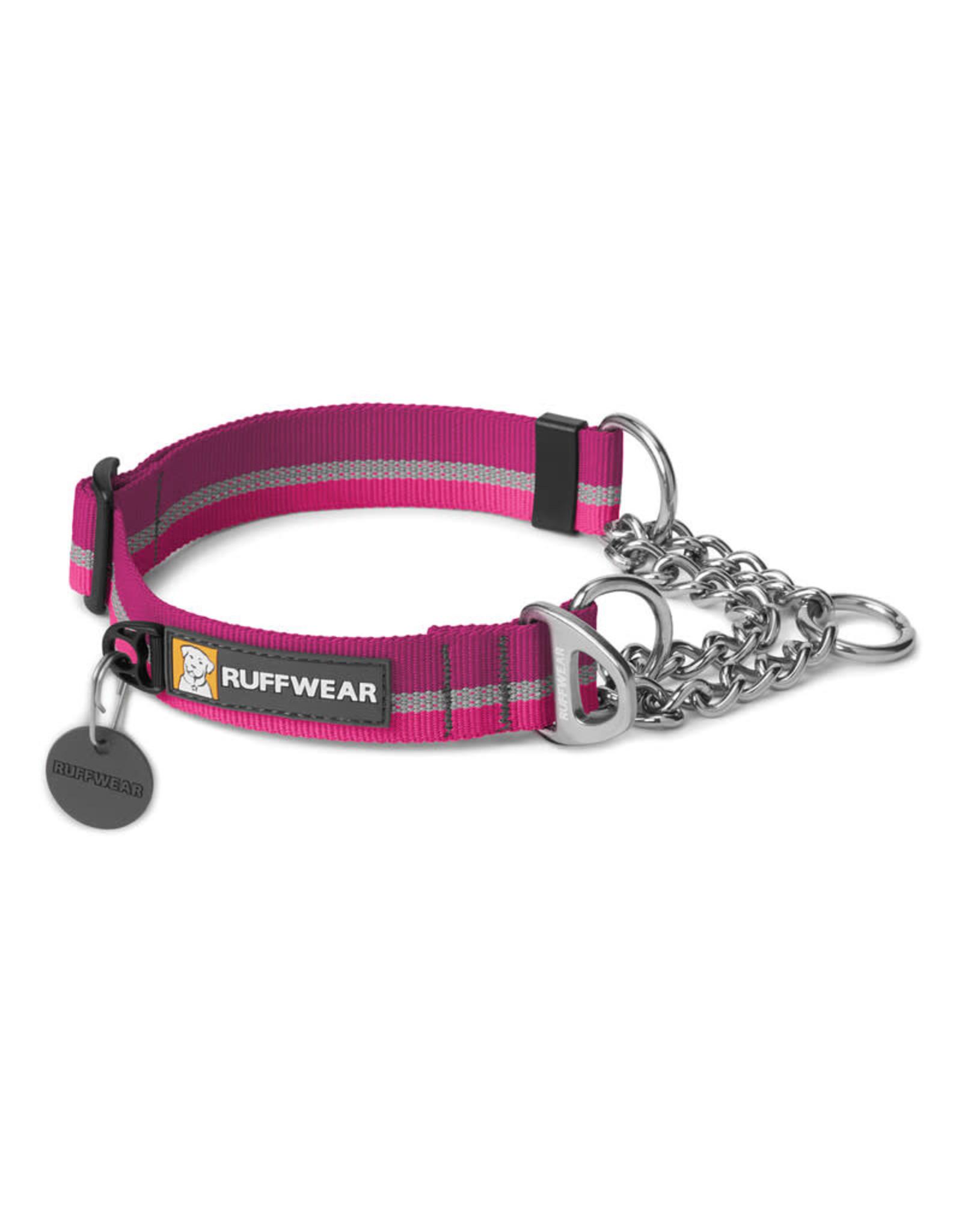 Chain Reaction Collar: Purple Dusk, M