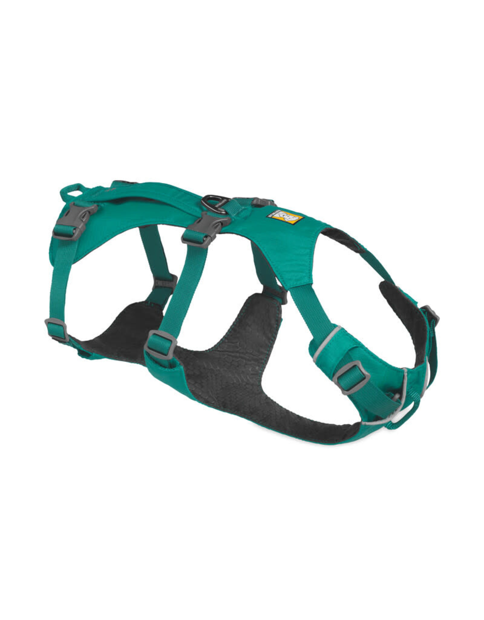 Ruffwear Flagline Harness: Meltwater Teal, L/XL