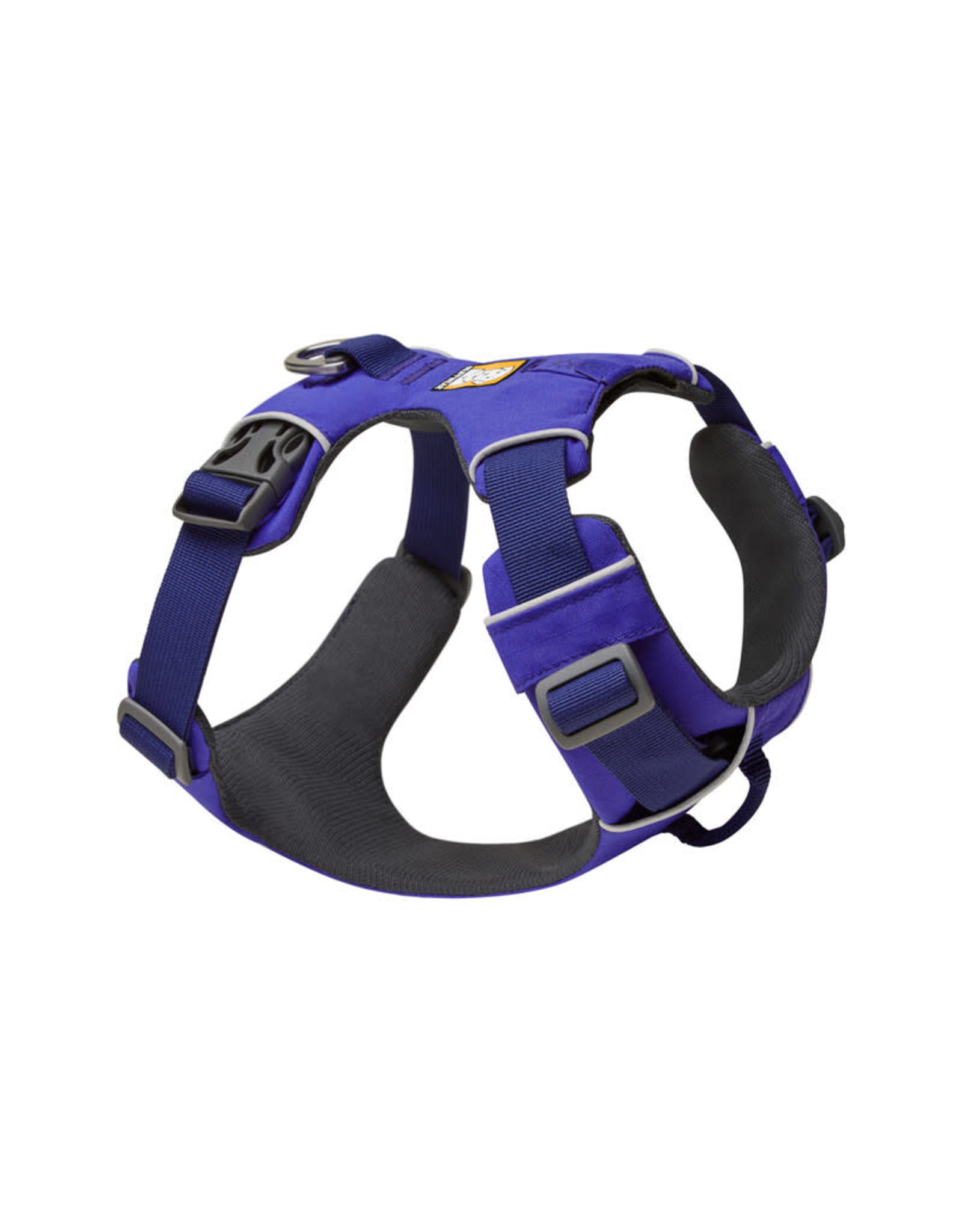 Ruffwear Front Range Harness: Huckleberry Blue, S