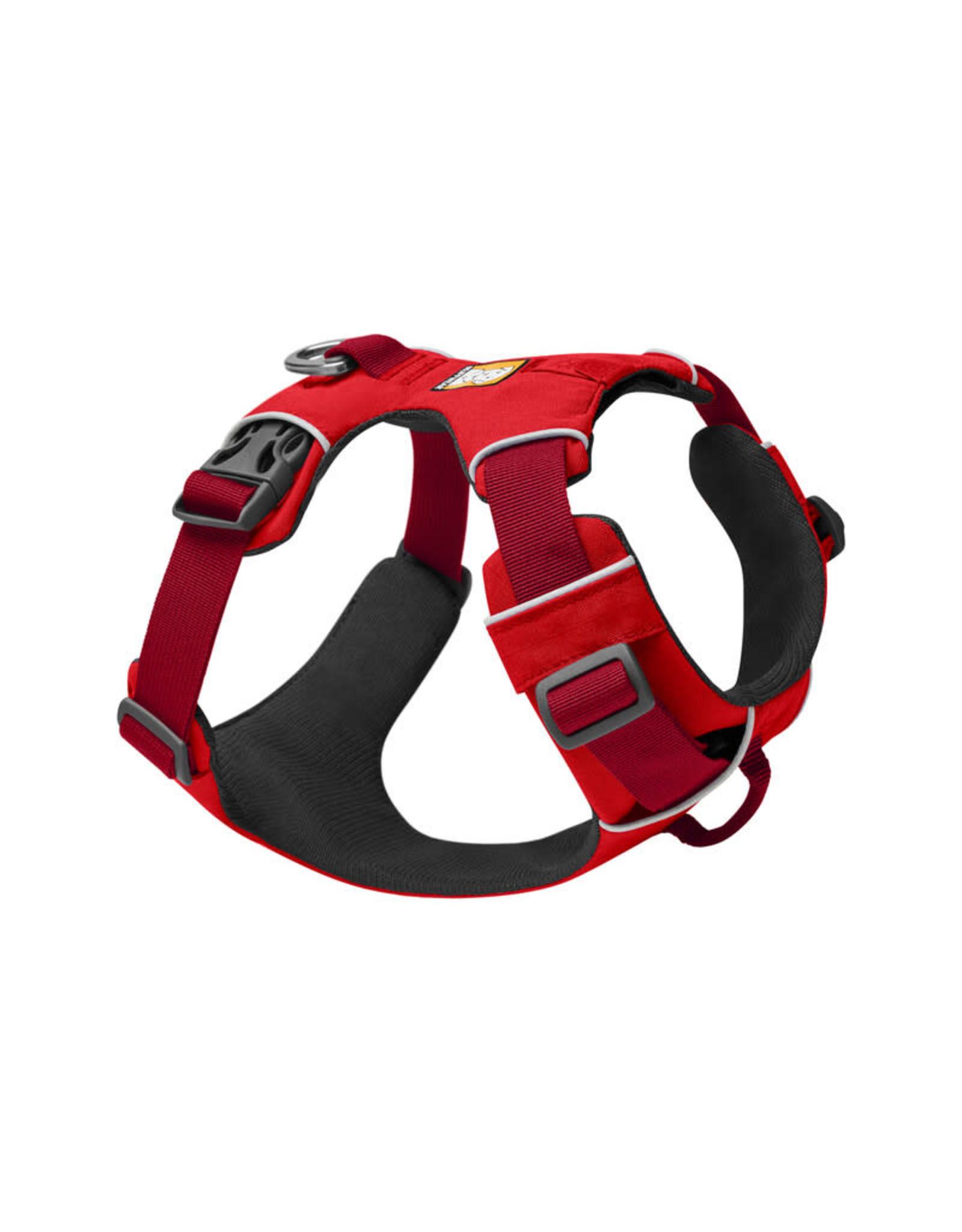 Ruffwear Front Range Harness: Red Sumac, XS