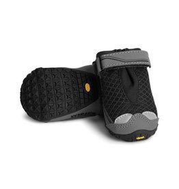 Ruffwear Grip Trex Boots Set of 4: Obsidian Black, 2.50