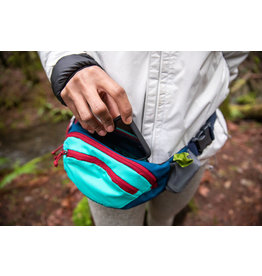 Ruffwear Home Trail Hip Pack: Aurora Teal, OS