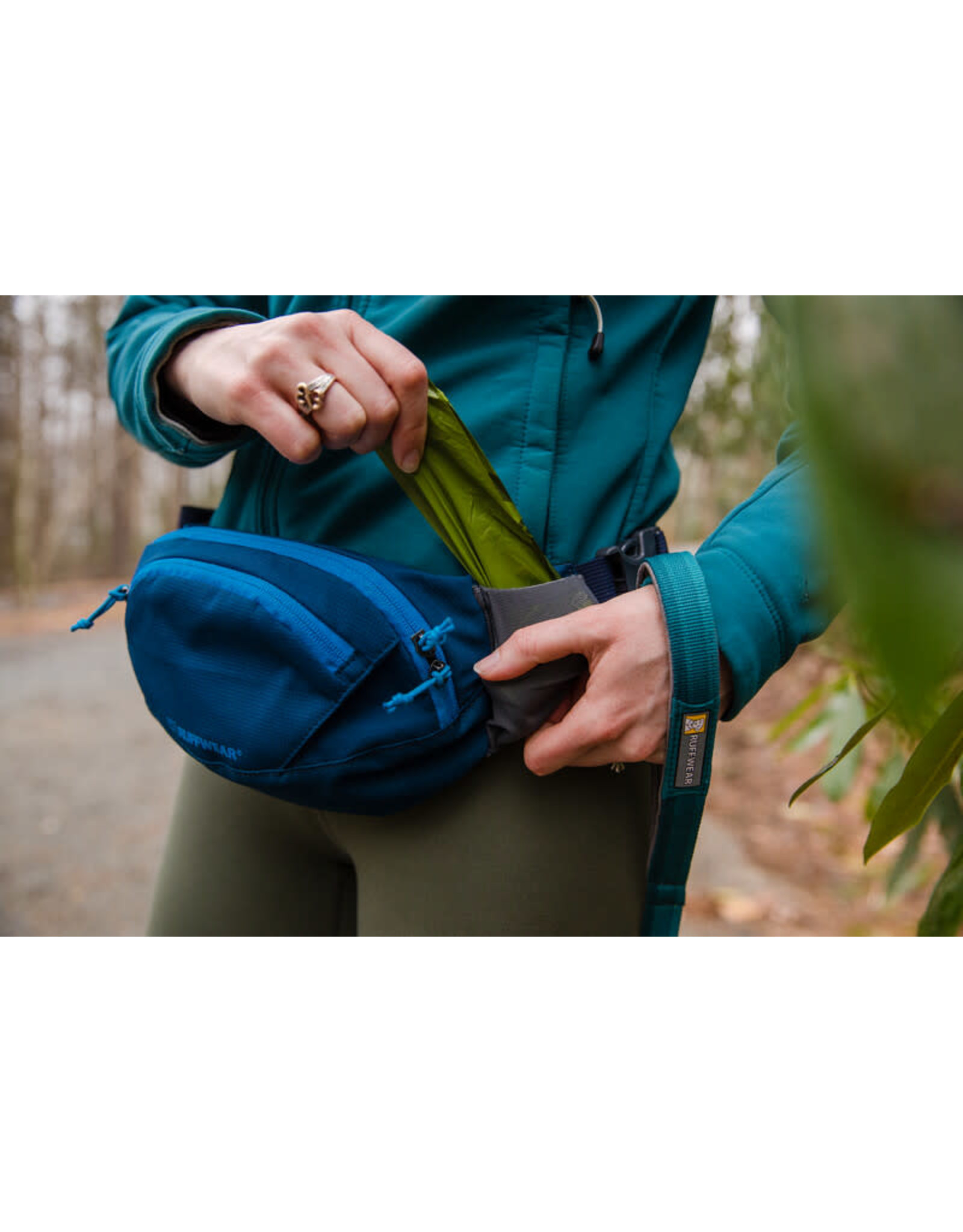 Ruffwear Home Trail Hip Pack: Blue Moon, OS