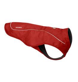 Ruffwear Overcoat Utility Jacket: Red Clay, S