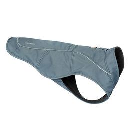 Ruffwear Overcoat Utility Jacket: Slate Blue, XS