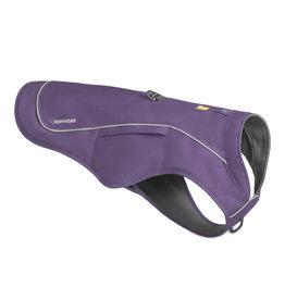 Ruffwear Overcoat Fuze Jacket + Harness: Purple Sage, XXS
