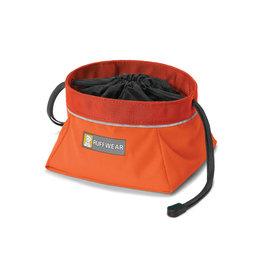 Ruffwear Quencher Cinch Top: Pumpkin Orange, M