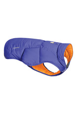 Ruffwear Quinzee Jacket: Huckleberry Blue, XS