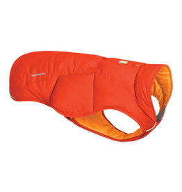 Quinzee Jacket: Sockeye Red, M