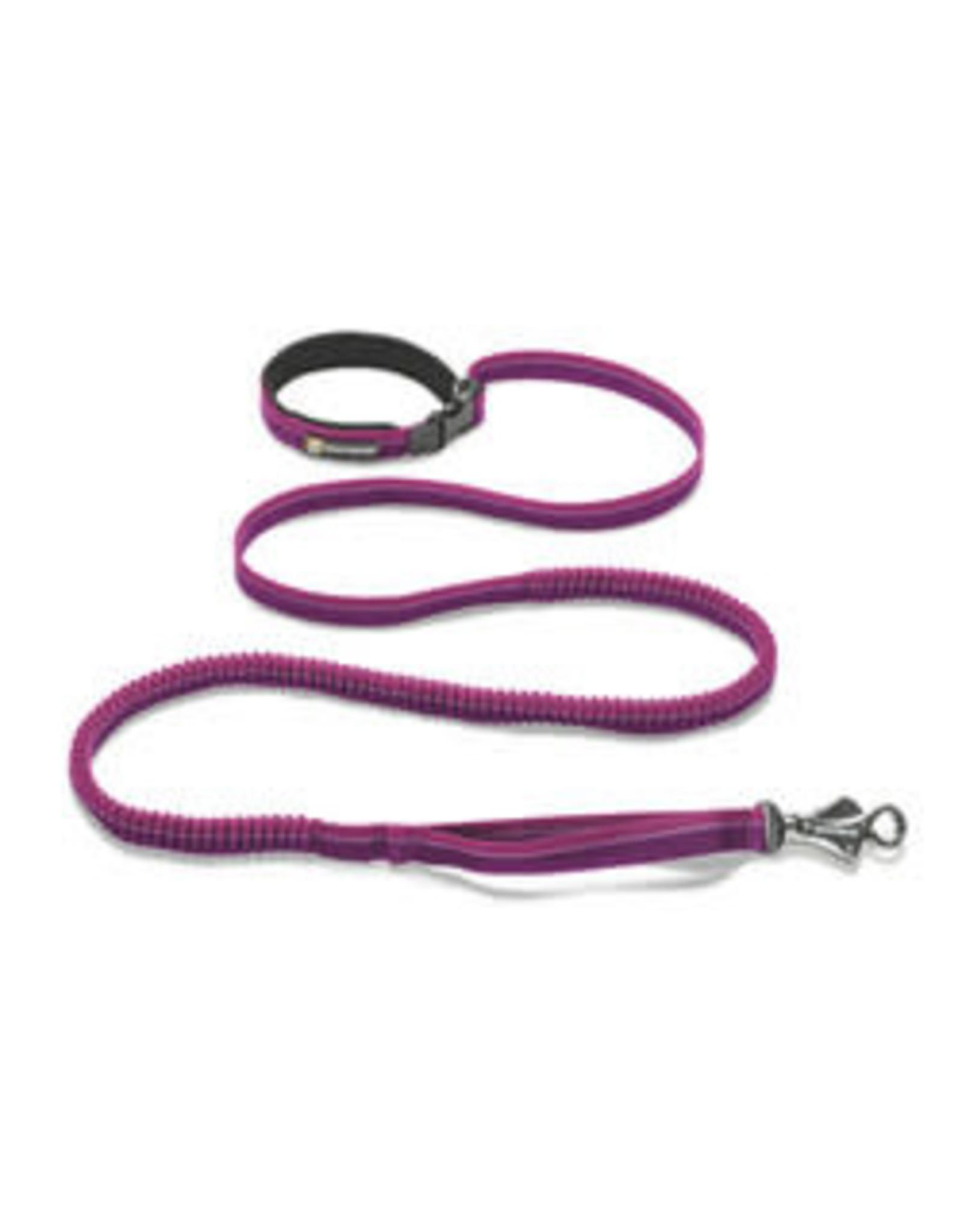 Ruffwear Roamer Leash: Purple Dusk, 5.5 - 7ft