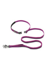 Ruffwear Roamer Leash: Purple Dusk, 7.3 - 11ft