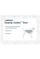 Ruffwear Swamp Cooler: Graphite Gray, S