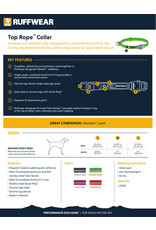 Top Rope Collar: Purple Dusk, S