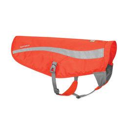 Track Jacket: Blaze Orange, XXS/XS