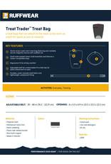 Ruffwear Treat Trader: Twilight Gray, OS