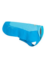 Ruffwear Vert Jacket: Blue Atoll, L