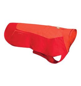 Ruffwear Vert Jacket: Sockeye Red, M