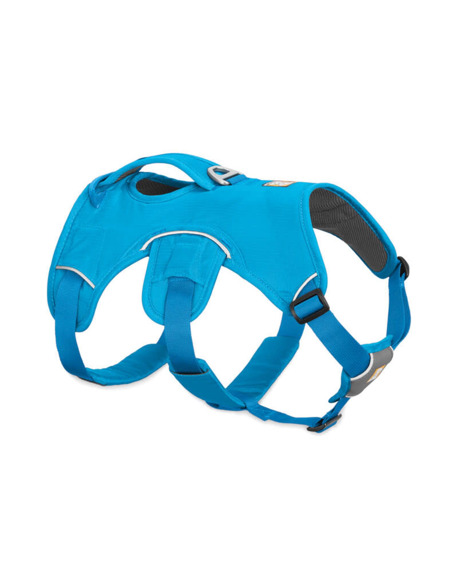 Ruffwear Web Master Harness: Blue Dusk, S