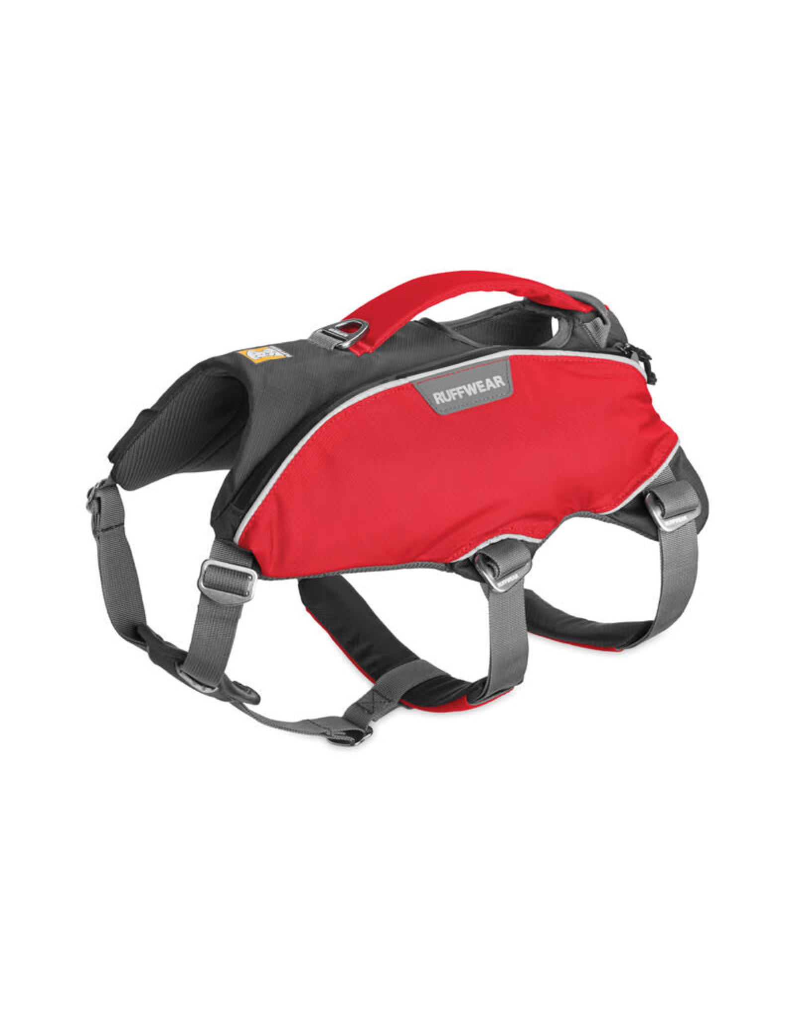 Web Master Pro Harness: Red Currant, M