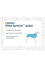 Windsprinter Jacket: Blue Atoll, M