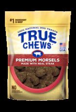 True Chews True Chews Premium Morsels: Steak, 10 oz