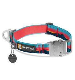Ruffwear Top Rope Collar: Sunset, 14 - 20 in