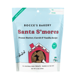 Bocce's Bakery Bocce's Bakery: Soft & Chewy Santa S'mores, 6 oz