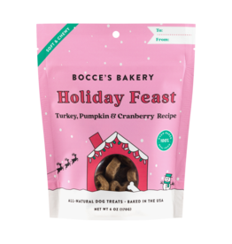 Bocce's Bakery Bocce's Bakery: Soft & Chewy Holiday Feast, 6 oz