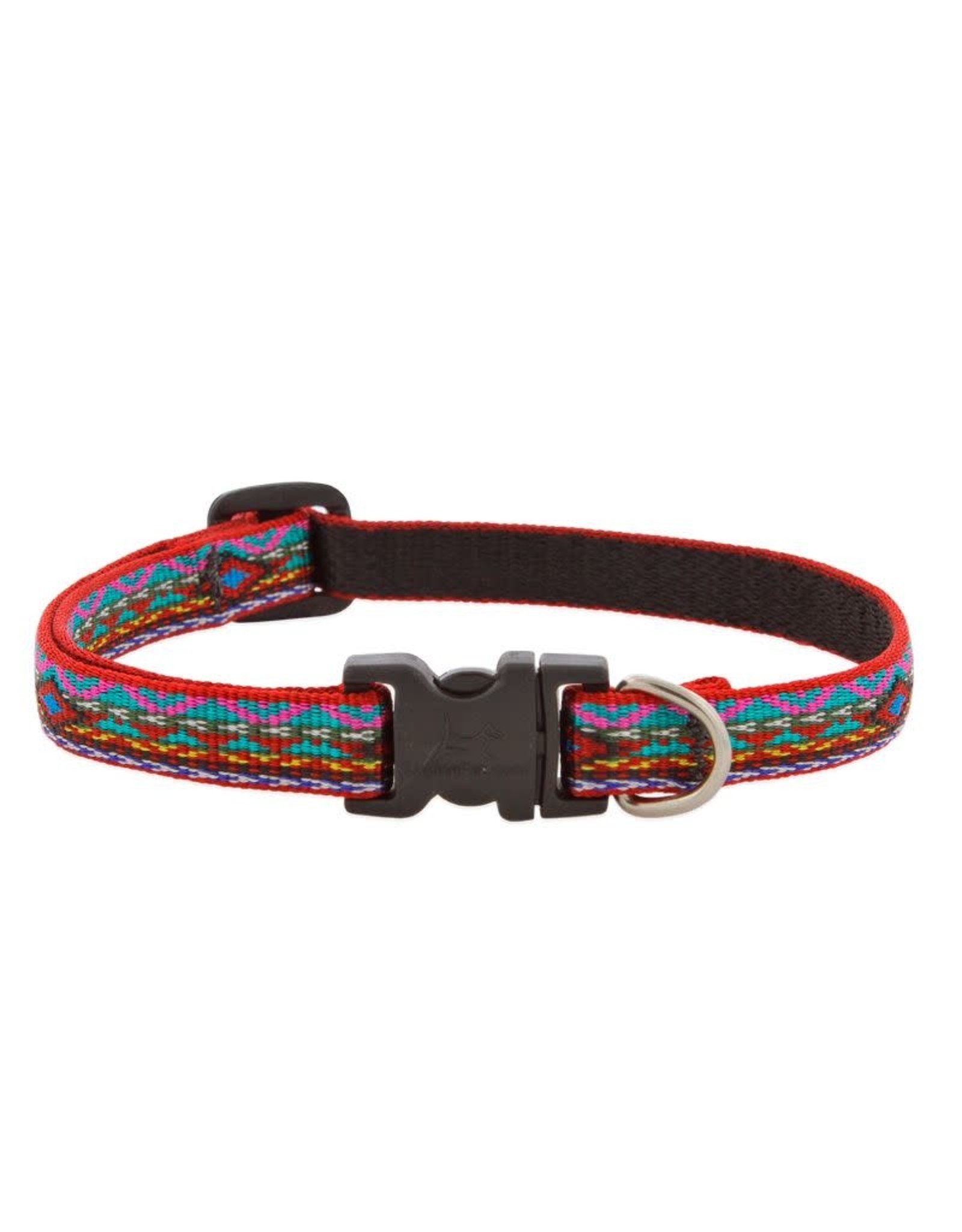 Lupine Lupine El Paso Collar: 1/2 in wide, 8-12 inch
