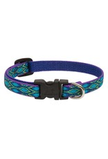 Lupine Lupine Rain Song Collar: 1/2 in wide, 8-12 inch