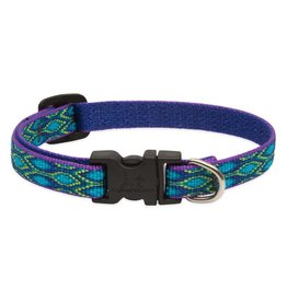 Lupine Lupine Rain Song Collar: 3/4 in wide, 9-14 inch