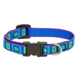 Lupine Lupine Sea Glass Collar: 3/4 in wide, 13-22 inch
