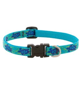 Lupine Lupine Turtle Reef Collar: 1/2 in wide, 10-16 inch