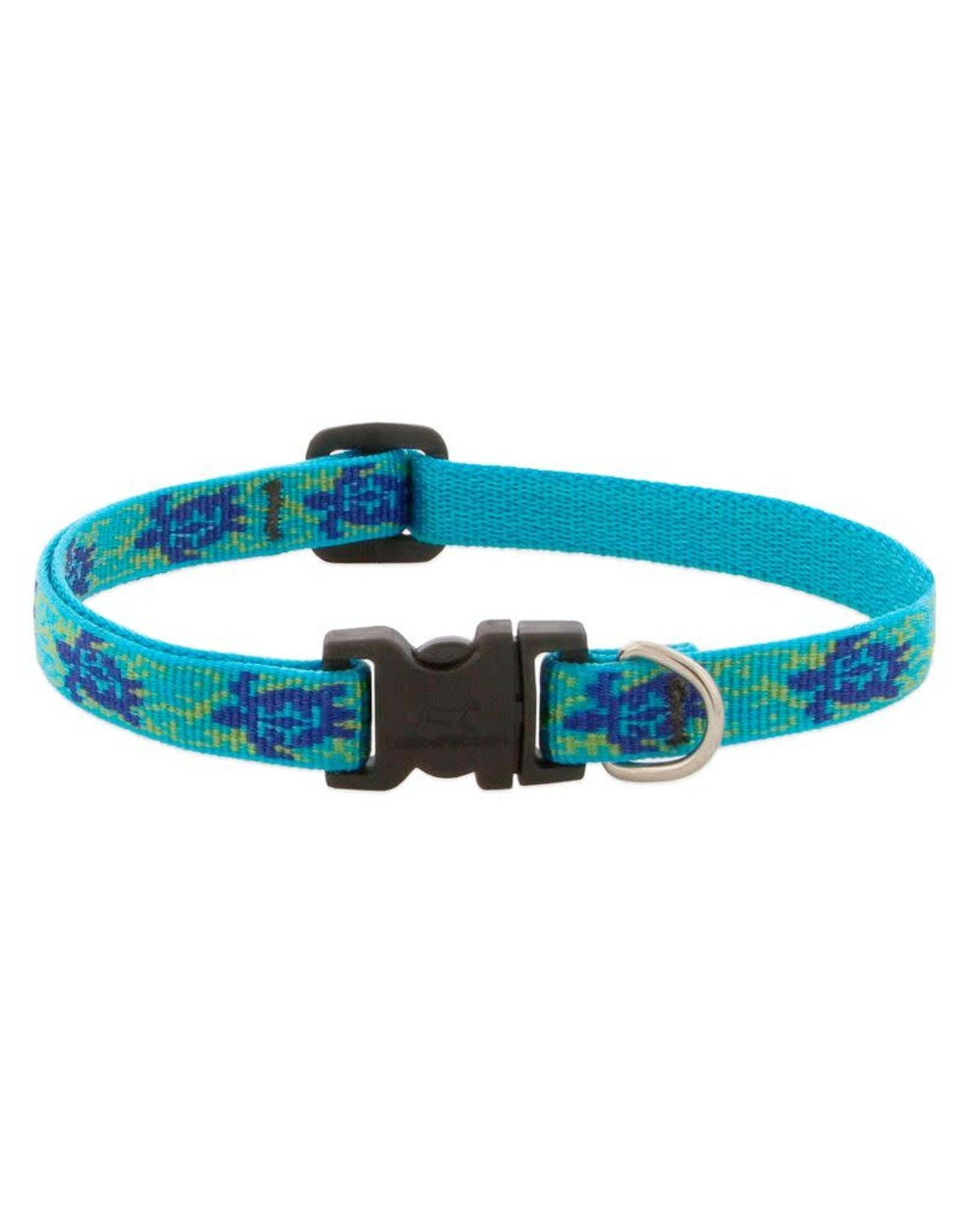 Lupine Lupine Turtle Reef Collar: 1/2 in wide, 8-12 inch