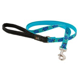 Lupine Lupine Turtle Reef Leash: 1/2 in wide, 6 ft
